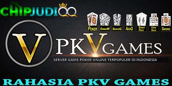 Rahasia PKV Games Dan Trik Bermain PKV Games