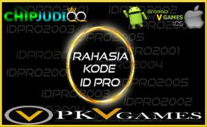 ID PRO Paling Ampuh Untuk Meningkatkan Kemenangan Situs PKV Games