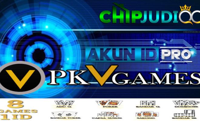 Info PKV Games Dari Pusat Master Poker V Dengan Penggunaan ID PRO