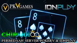 Perbedaan Server Poker V Dengan Server IDN Play